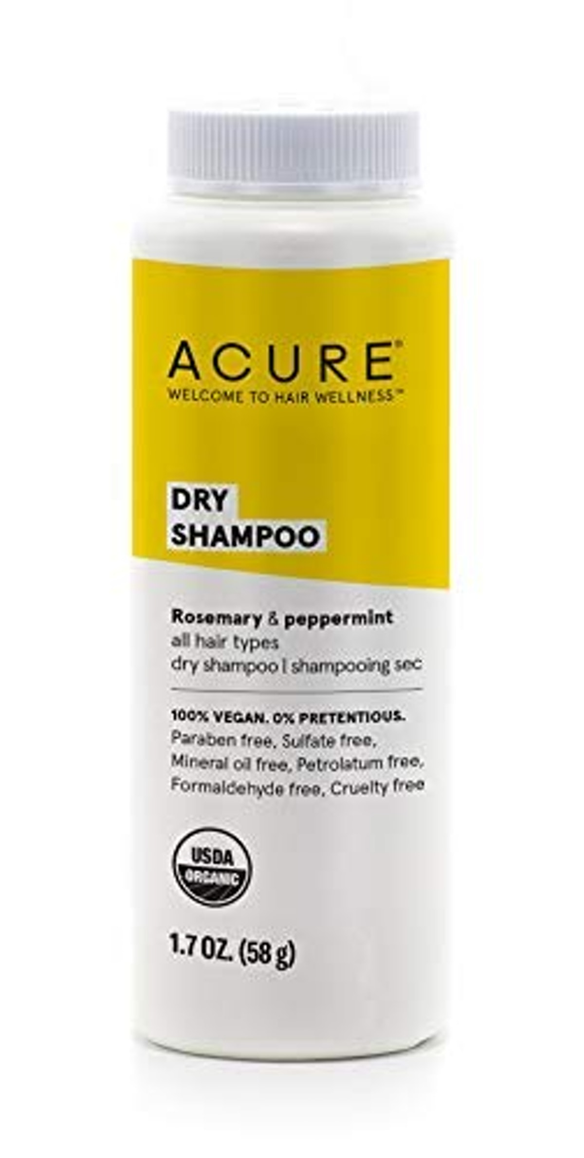 ACURE Dry Shampoo (1.7 Ounces)