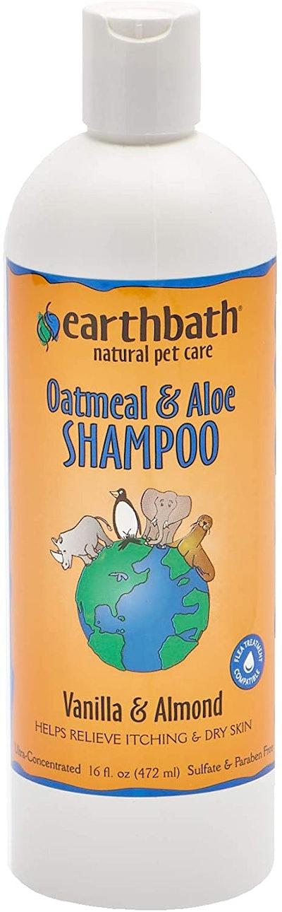 Earthbath Oatmeal & Aloe Shampoo