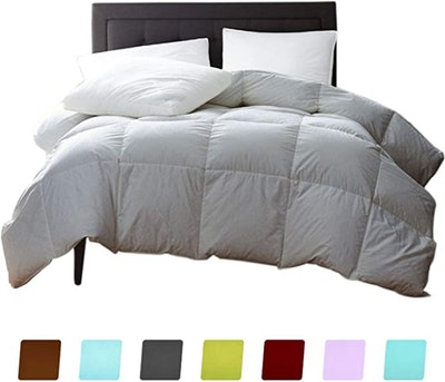 New York Mercado 100% Organic Cotton Comforter (Full/Queen)