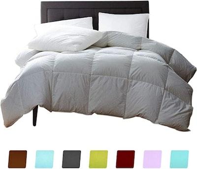 New York Mercado 100% Organic Cotton Comforter (Full/Queen)