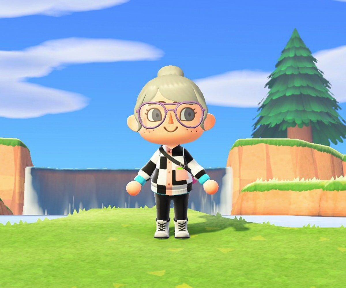 Animal Crossing New Horizons Inspires Fashion Design
