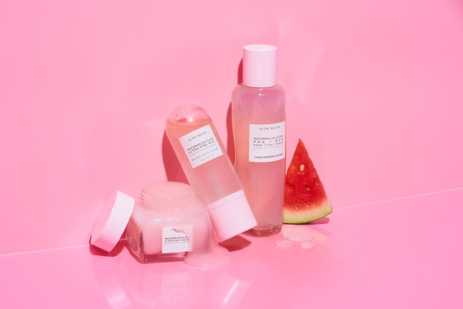 Glow Recipe's new Toner is one of the best watermelon skin care products.