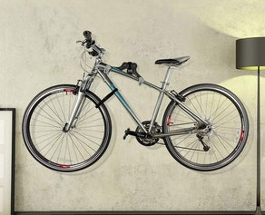 Ibera Horizontal Bicycle Wall Hanger