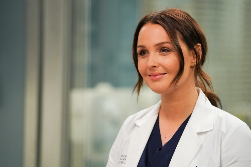 Grey's Anatomy showrunner explains Jo's reaction to Alex's departure.