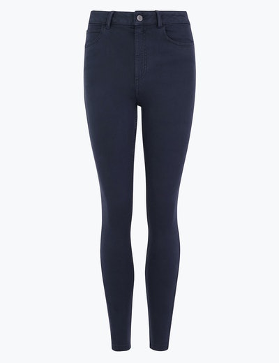 Super Skinny Ankle Grazer Jeans