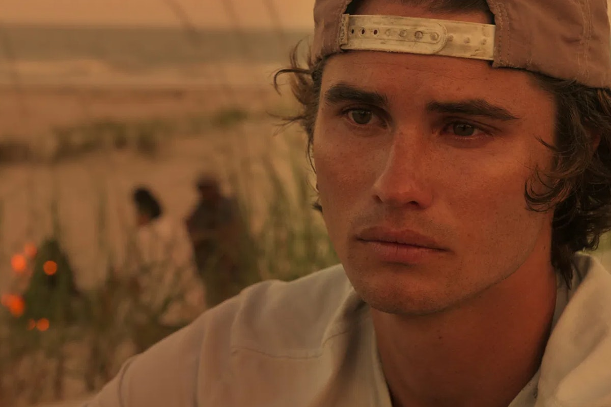 """Chase Stokes stars as John B. in Netflix's """"Outer Banks"""""""