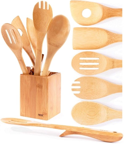 NEET Cooking Utensil Set (6-Piece Set)
