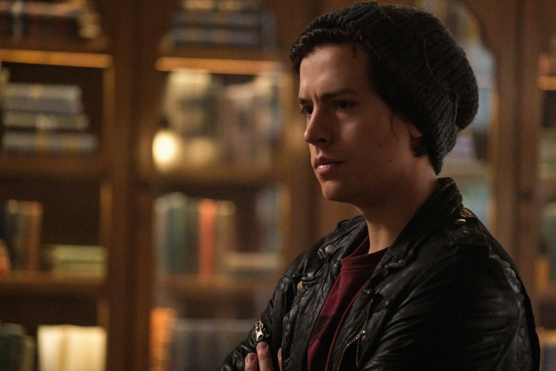 Cole Sprouse as Jughead in 'Riverdale'