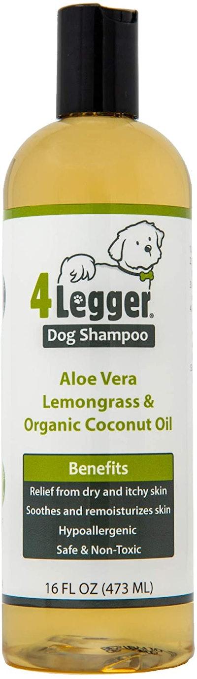 4Legger Dog Shampoo