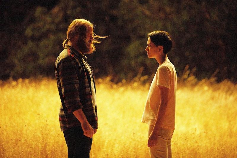 Nick Offerman and Sonoya Mizuno in 'Devs'
