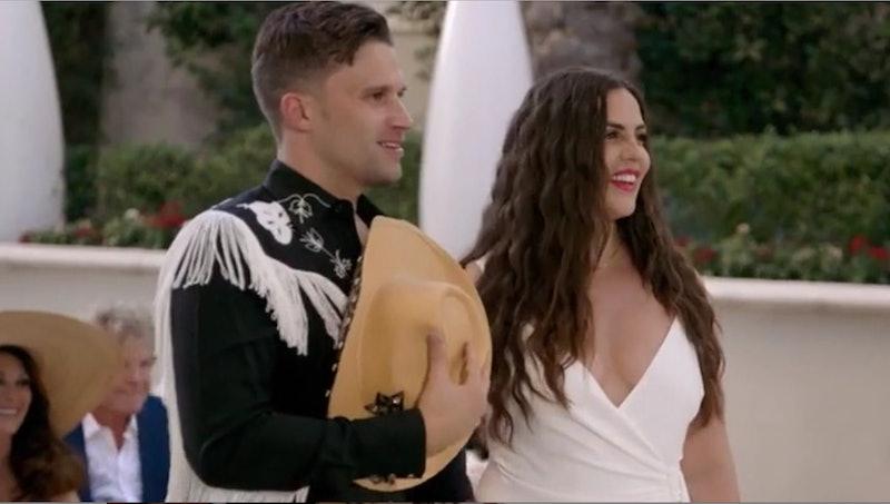Tom Schwartz and Katie Maloney's second wedding in Las Vegas on 'Vanderpump Rules.'
