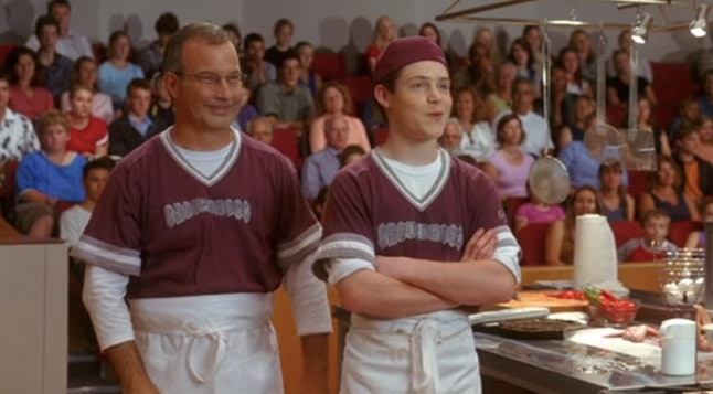 Eddie's Million Dollar Cook Off, Disney Channel Original Movie