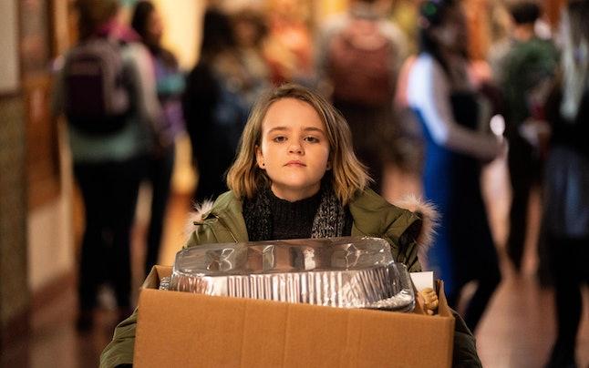 Izzy (Megan Stott) in 'Little Fires Everywhere' Episode 7