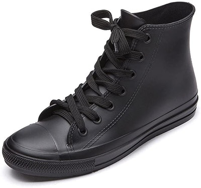 DKSUKO Waterproof High Top Shoes