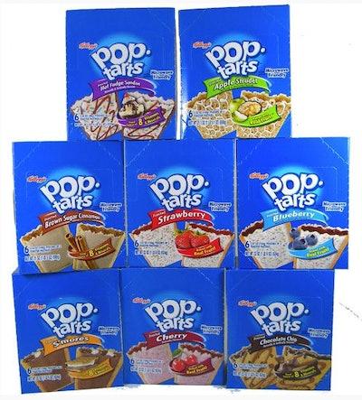 Pop Tarts 6pk