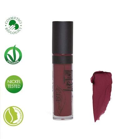 PureBIO Lip Tint Red Wine