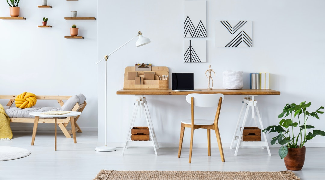 6 Inspirational Home Office Ideas That Ll Keep You Motivated While