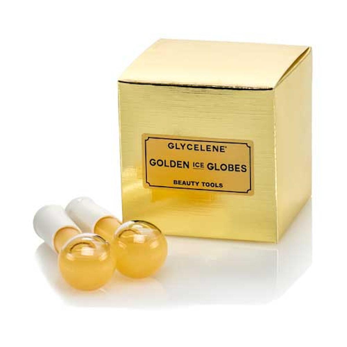 Golden Ice Globes