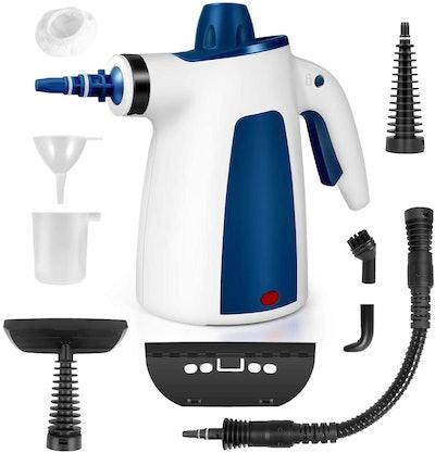 MOSCHE Handheld Pressurized Steam Cleaner