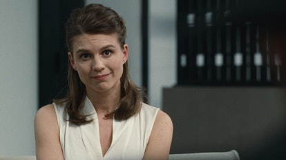 Emily confronted William in Season 2's post-credits scene