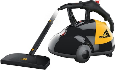 McCulloch Heavy-Duty Steam Cleaner With 18 Accessories