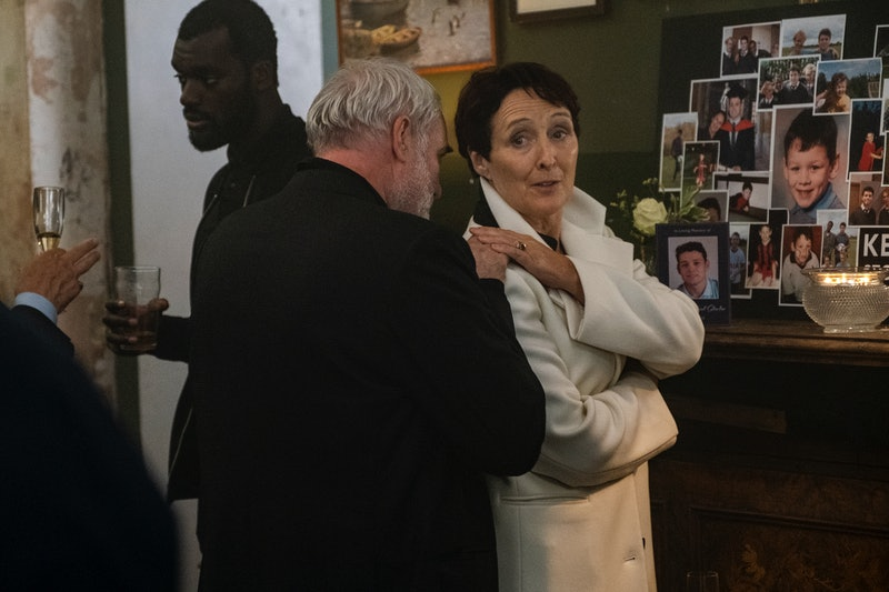 Fiona Shaw in 'Killing Eve'
