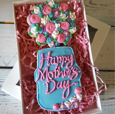 Mother's Day Sugar Cookie Set