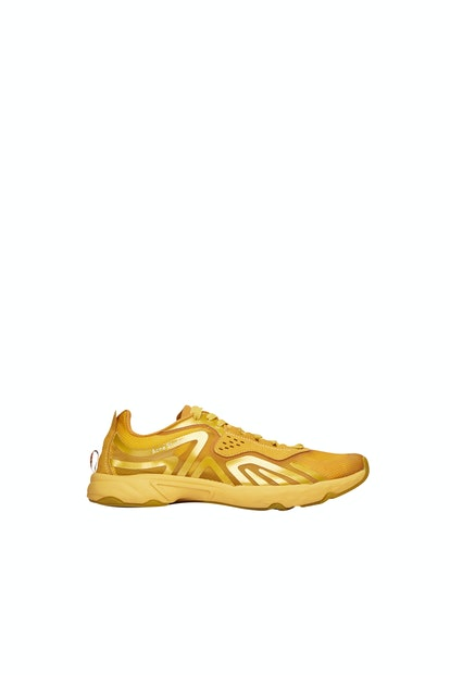 Trail Sneakers Gold