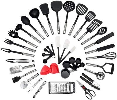 NEXGADGET Kitchen Utensils (42-Piece Set)