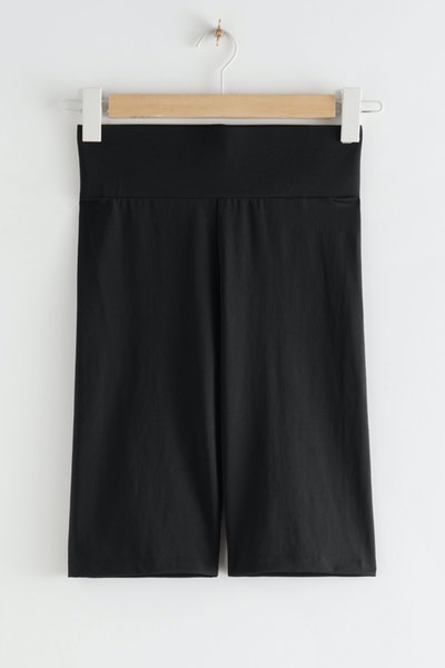 & Other Stories Cycling Shorts