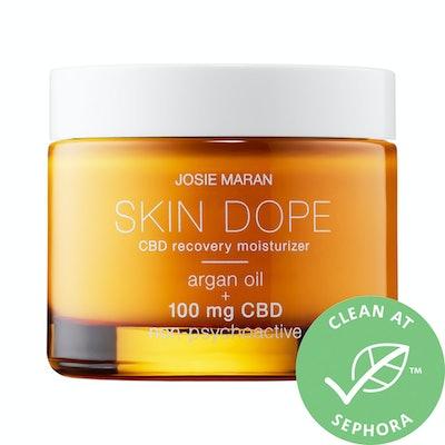 Skin Dope 100mg CBD Recovery Face Moisturizer