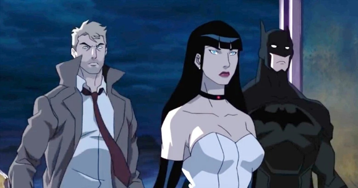 Justice League Dark: HBO Max and J.J. Abrams announce ...