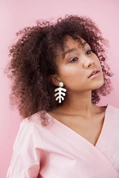 Leather Matisse Earrings