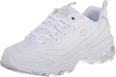 Skechers Sport D'Lites Memory Foam Lace-up Sneaker