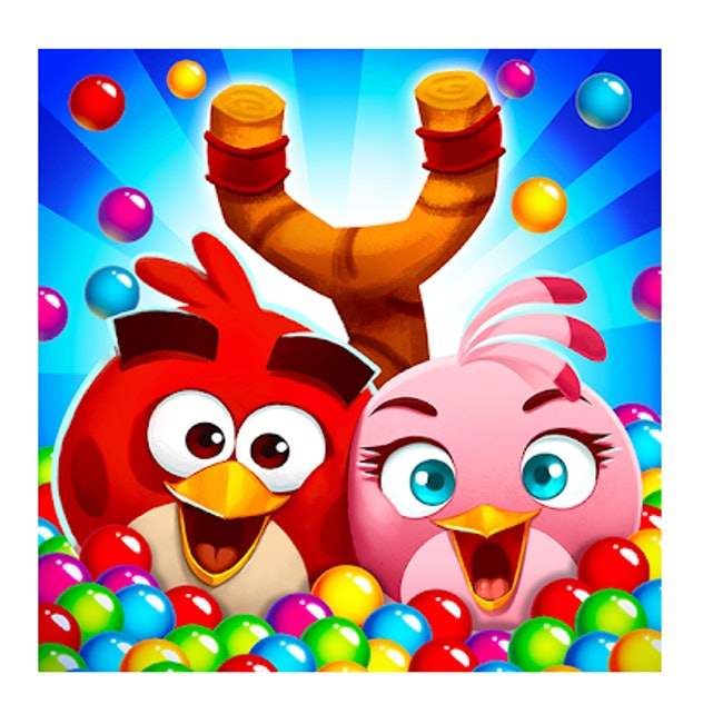 App icon for Angry Birds POP Bubbles