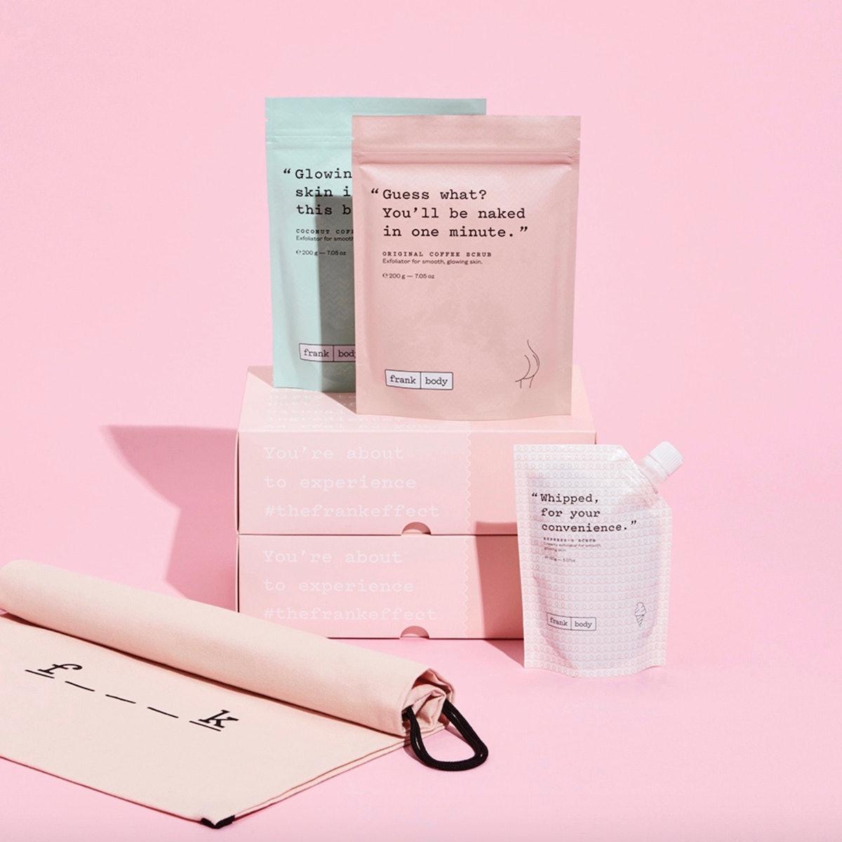 The Shower Scrubs Kit
