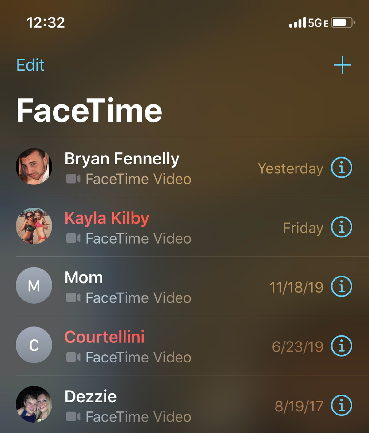 If you're not sure how to set up a FaceTime date, just follow these steps.