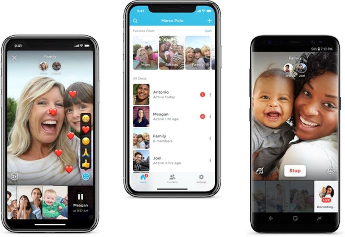 Here are 8 video chat apps to use with your friends, so you can get together online.