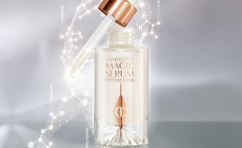 Charlotte Tilbury's Magic Serum Crystal Elixir.
