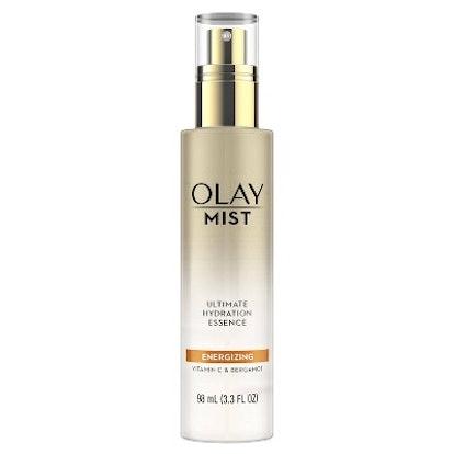 Mist Ultimate Hydration Essence Energizing With Vitamin C And Bergamot Facial Moisturizer
