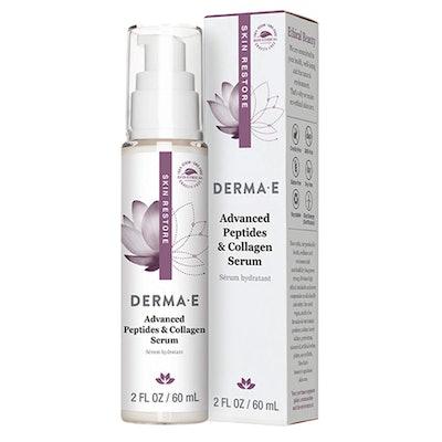 DERMA E Advanced Peptides & Collagen Serum