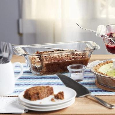Libbey Baker's Premium Glass Loaf Dish