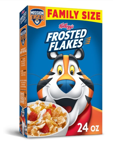 Kellogg's Frosted Flakes Family Size