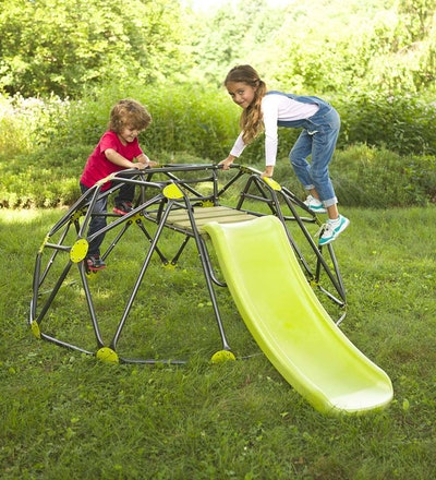Climbing Dome With Slide
