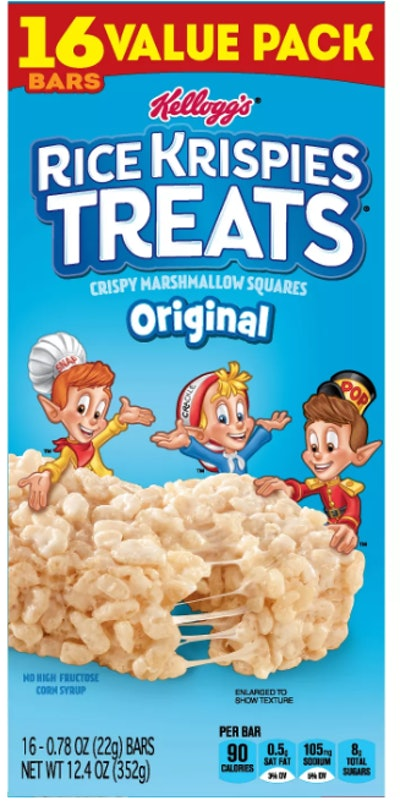 Rice Krispies Treats Original Bars