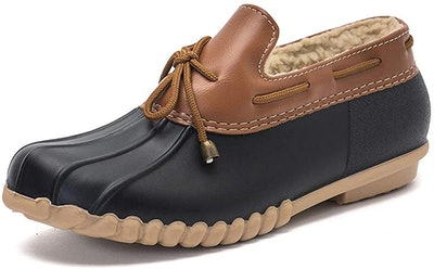 DKSUKO Waterproof Duck Shoes