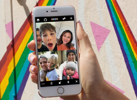 Houseparty is a face to face social media network that can be used for gaming
