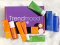 The monthly Trendmood Box comes packed with beauty's best brands, from OLEHENRIKSEN to Farsali, Skin...