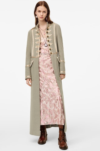 LIMITED EDITION OFFICER COAT