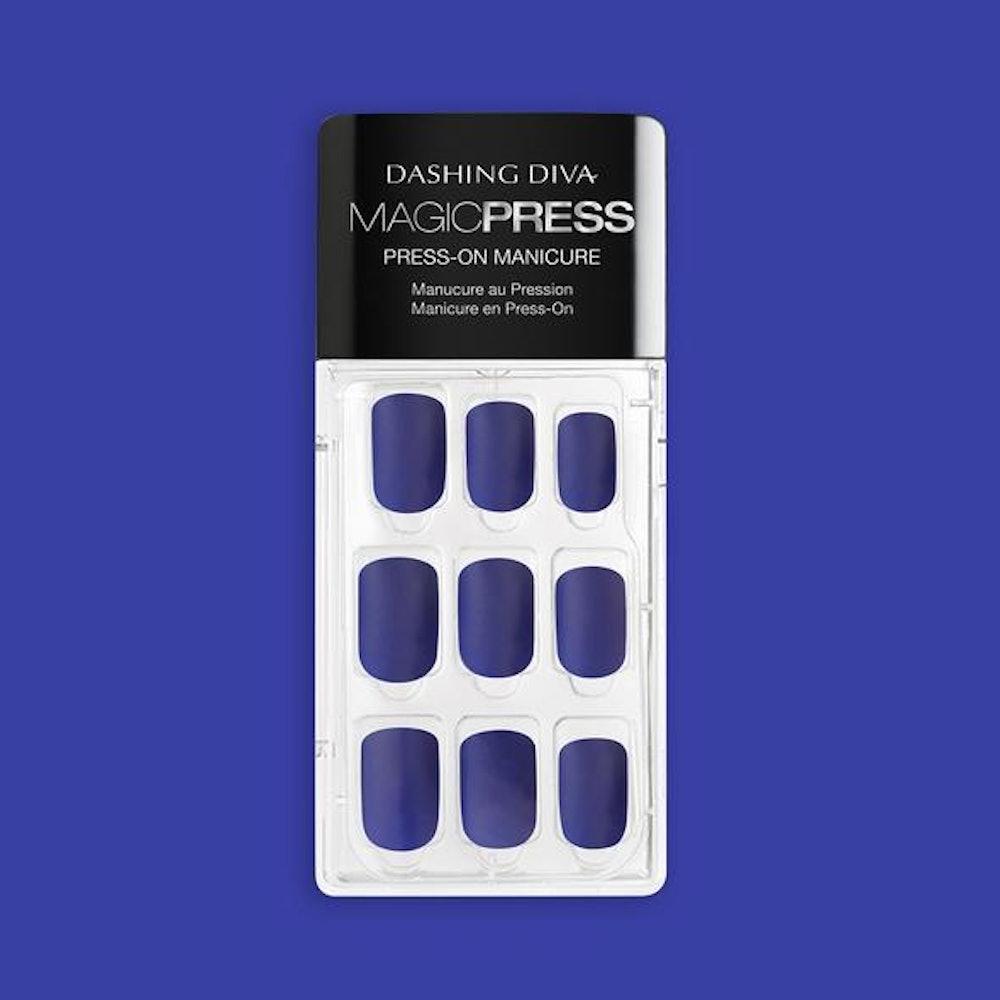 Egyptian Blue Magic Press Press-On Manicure